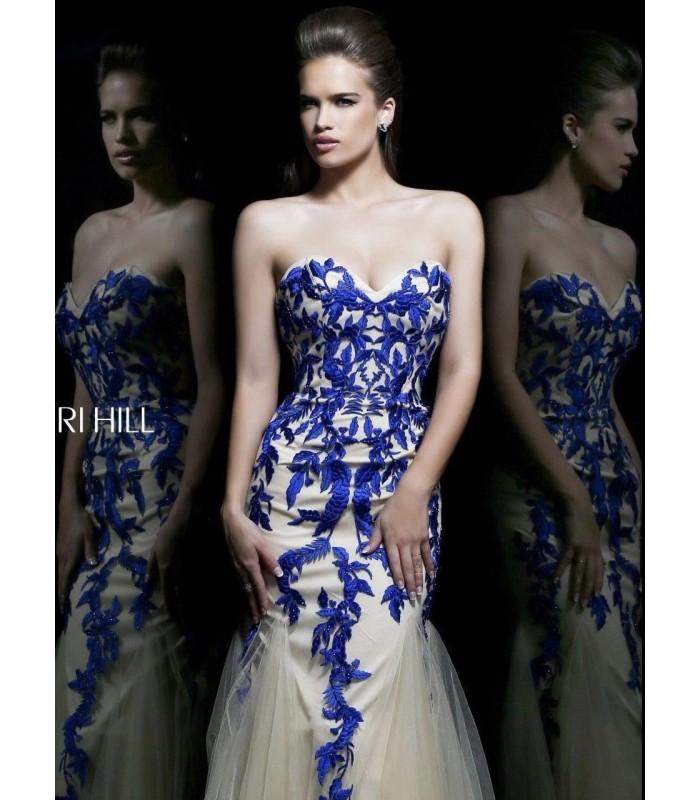 Sherri Hill 1927 Evening Gown Dress Sz 4 10 12 NWT Pageant Prom